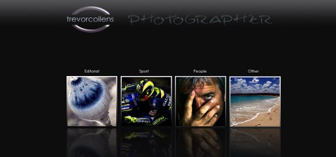 Photo Gallery Web Design